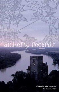 Alchemy Records book cover